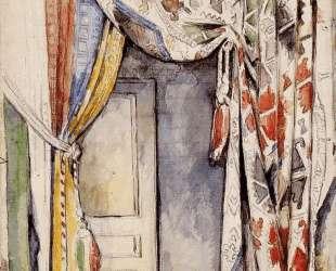 Curtains — Поль Сезанн