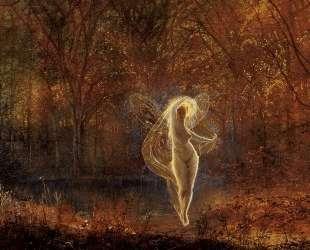 Dame Autumn hath a mournful face — Джон Эткинсон Гримшоу