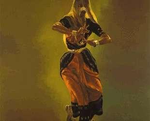 Танцовщица — Амедео Модильяни