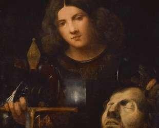 Давид с головой Голиафа — Джорджоне