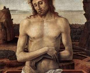 Мертвый Христос в Гробу — Джованни Беллини