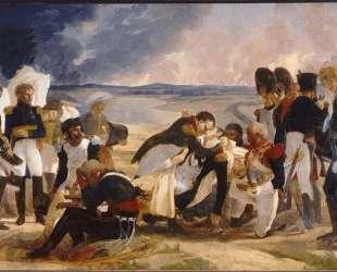 Death of Marshal Lannes, Duke of Montebello — Пьер-Нарцисс Герен