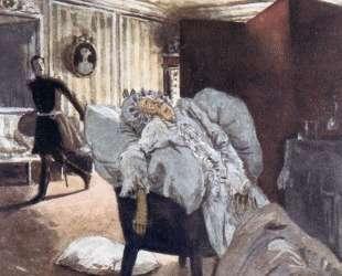Смерть графини — Александр Бенуа