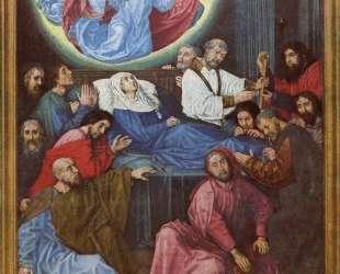 Death of the Virgin — Хуго ван дер Гус