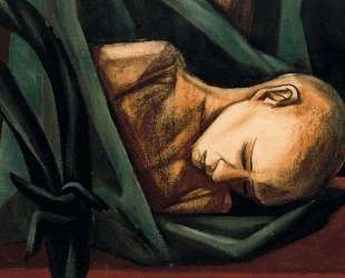DETAIL OF MURAL OF HUMAN RIGHTS. DEAD CHILD 1953 — Вела Дзанетти