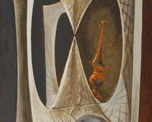 Diderot's Harpsichord or The Merchant of Venice — Ман Рэй