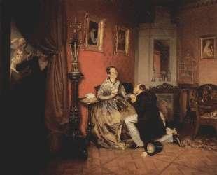 Difficult Bride — Павел Федотов