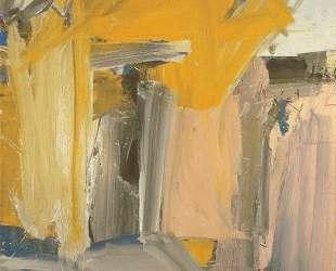 Door to the River — Виллем де Кунинг