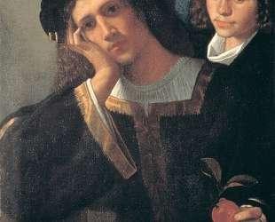 Двойной портрет — Джорджоне