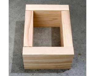 Douglas Fir Large Horizontal Rectangle — Карл Андре