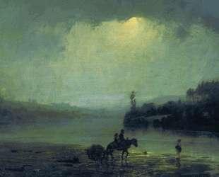 Ливень — Василий Поленов