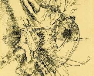 Рисунок для гравюры II — Василий Кандинский