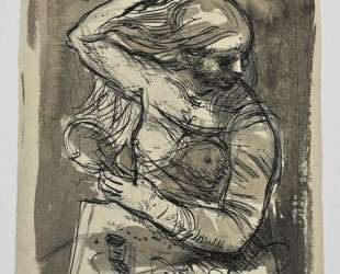 Drawing of a Woman — Вильям Адольф Бугро