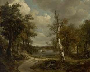 Drinkstone Park (Cornard Woodland) — Томас Гейнсборо