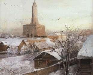 Early Spring. Flood — Алексей Саврасов