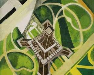 Eiffel Tower — Робер Делоне