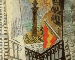 El Paseo de Colon — Пабло Пикассо