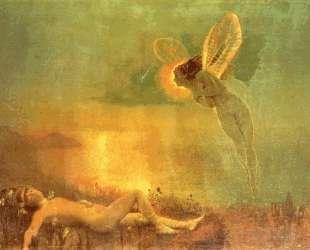 Endymion on Mount Latmus — Джон Эткинсон Гримшоу