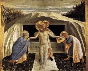 Положение во гроб — Фра Анджелико
