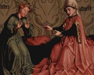Esther before Ahasuerus — Конрад Виц