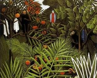 Exotic Landscape — Анри Руссо