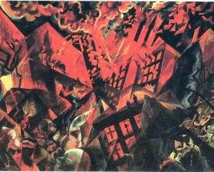 Explosion — Георг Гросс
