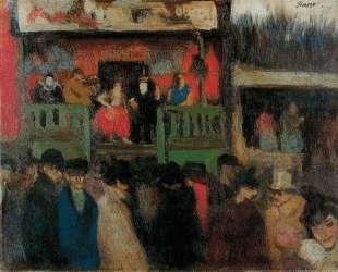 Fairground — Пабло Пикассо