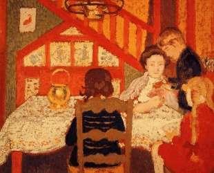 Family Gathering in Saint Idesbald — Жорж Леммен