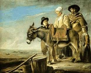 Family of milk seller — Братья Ленен