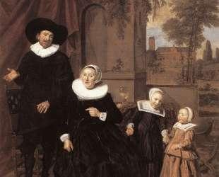 Family Portrait — Отто Дикс