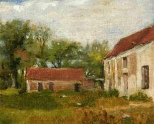 Farm at Rebais — Ева Гонсалес