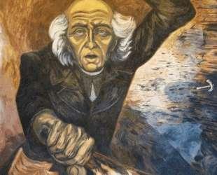 Father Hidalgo — Хосе Клементе Ороско