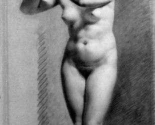 Female Nude Bound — Пьер Поль Прюдон