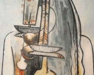 Femme Cheval — Вифредо Лам