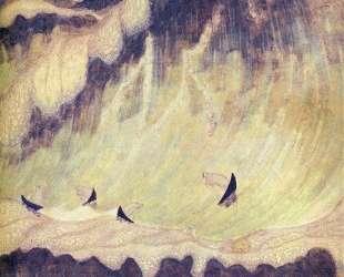 Финал (Соната моря) — Микалоюс Чюрлёнис