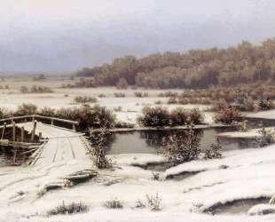 First Snow — Ефим Волков