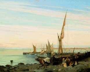 Fishing boats — Константинос Воланакис