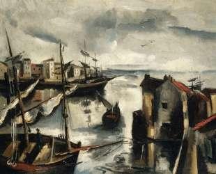 Fishing Port — Морис де Вламинк