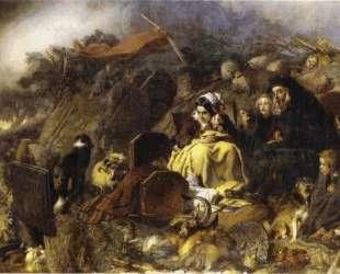 Flood in the Highlands — Эдвин Генри Ландсир