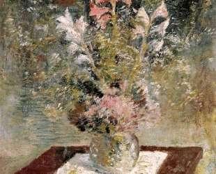 Flowers — Джон Генри Твахтман (Tуоктмен)