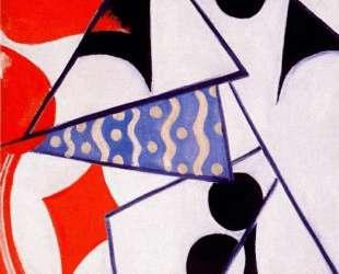 Four aces (Simultaneous Composition) — Ольга Розанова