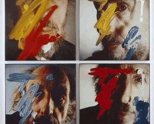Four Self-Portraits 05.3.81 — Ричард Гамильтон