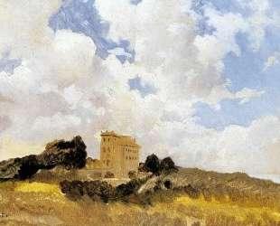 Облака Фраскати — Николай Ге
