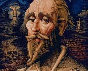 Friendship of Don Quixote — Октавио Окампо