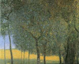 Fruit Trees — Густав Климт