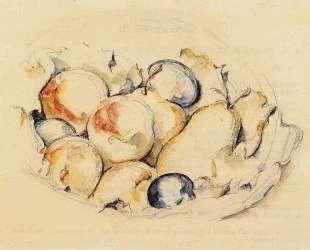 Fruits — Поль Сезанн