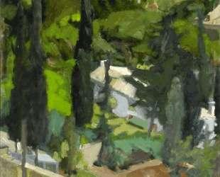 Garden — Панаиотис Тетсис