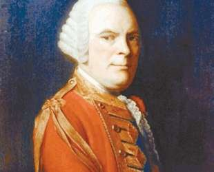 General Sir James Abercromby (also spelled Abercrombie) — Аллан Рэмзи