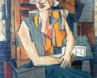 Girl Portrait — Марсель Янко