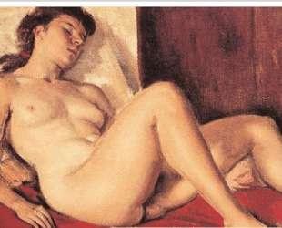 Girl sleeping — Яннис Моралис